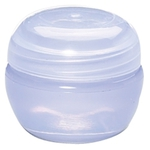 Purple Beauty Pot with Lid 0.1 oz. 100 Count (100850)