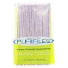 "FLOWERY Purifile Files 7"" Super Tapered 20-pk."