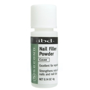 IBD 5 5 Second Nail Filler Powder 4 Grams (105007)
