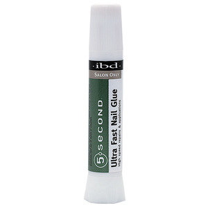IBD 5 Second Ultra Fast Nail Glue 2 Grams (105040)