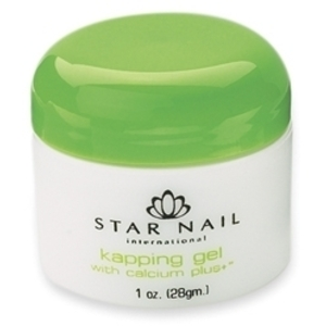 STAR NAIL Clear Kapping Gel 1 oz.