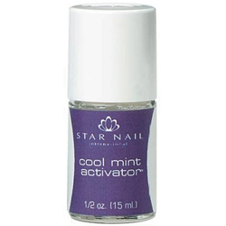STAR NAIL Cool Mint Brush-On Resin Activator 12