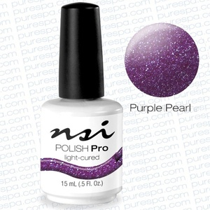 NSI Polish Pro Purple Pearl 0.5 oz. (106302)