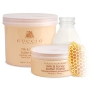 CUCCIO NATURALE Milk & Honey Butter Blend Hydr