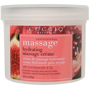 CUCCIO NATURALE Massage Creme Pomegranate & Fig