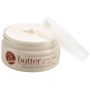 Cuccio Naturale Vanilla Bean and Sugar Butter Blend 8 oz. (109901)
