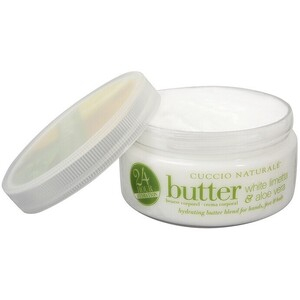 Cuccio Naturale Butter Blend Hydrating Treatment for Hand Feet & Body White Limette & Aloe Vera 8 oz. (109928)