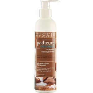 Cuccio Naturale Coconut Extended Massage Lotion 8 oz. (109931)