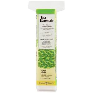 "SPA ESSENTIALS Esthetic Wipes 2"" x 2"" 200-ct."