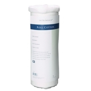 INTRINSICS 100% Cotton Roll Medical Grade 1 Lb.