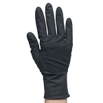 COLOR TOOLS Black Reusable Gloves Medium 20 Pack