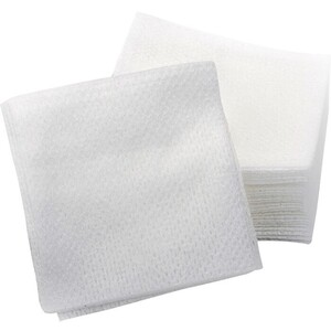 "100% Cotton Petite 2"" x 2"" Esthetic Wipe 200 Count (110210)"