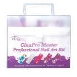 CINAPRO NAIL CREATIONS Master Pro Nail Art Kit