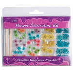 CINAPRO NAIL CREATIONS Flower Decoration Kit