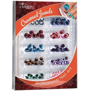 Cinapro Nail Creations Crowned Jewels Kit (134170)