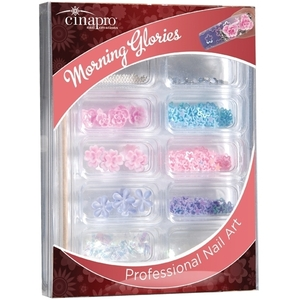 Cinapro Nail Creations Morning Glories Kit (134171)