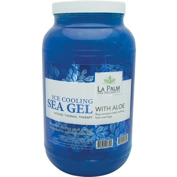 La Palm Products Ice Cooling Sea Gel 1 Gallon (140075)