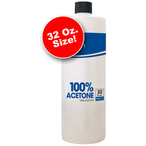FPO For Professional Use Only Acetone 32 oz.