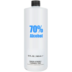 For Professional Use Only 70% Alcohol 32 oz.
