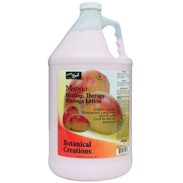 Healing Therapy Pedicure Massage Lotion - Mango 1 Gallon (140364)