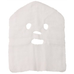 Precut 100% Cotton Gauze Facial Mask 100 Count (140500)