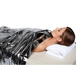 "Mylar Foil Thermal Blanket 63"" x 83"" (140501)"