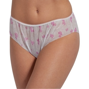 Disposable Hip Panty Individually Wrapped 50 Pack (140507)