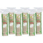 "Premium Organic Cotton Rounds - 2.25"" Diameter 100 Count Bags X 3 Packs = 300 Rounds (140548)"