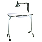 KAYLINE Portable Nail Table
