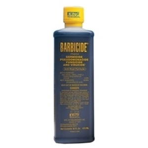 KING RESEARCH Barbicide 16 oz.