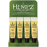Hempz Lip Balm Display 16 Count (201268)