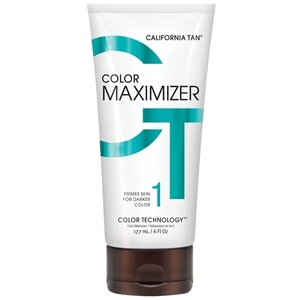 California Tan Sunless Collection Color Maximizer 6 oz. (201605)