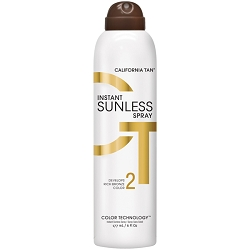 California Tan Sunless Collection Instant Sunless Spray 6 oz. (201607)