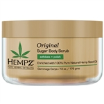 Hempz Sugar Body Scrub - Original 7.3 oz. (201906)