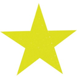 Tanning Stickers - Star 1000 Count (202588)