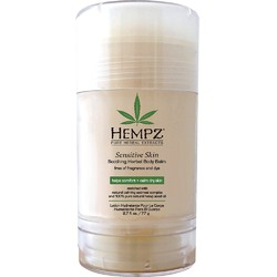 Hempz Sensitive Skin Soothing Herbal Body Balm 2.7 oz. (205281)