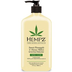 Hempz Sweet Pineapple & Honey Melon Herbal Body Moisturizer 17 oz. (205618)