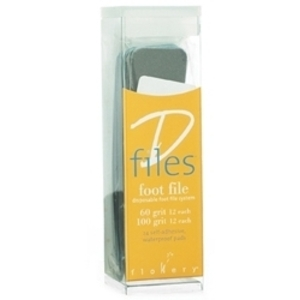 FLOWERY Foot Files D-Files Foot File System