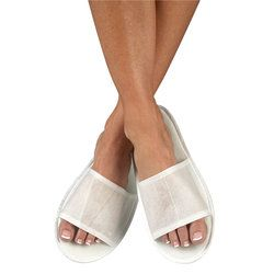 FOR PRO Non-Woven Fabric Slipper 1-Pair
