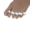 FPO For Professional Use Only White Toe Separators