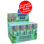 Rhino Bar Man-Made Pumice Bar Display 24 Count (301428)