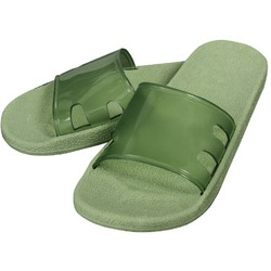 Virgin PVC Spa Sandals - Watercress Green XL - 1 Pair (301749)
