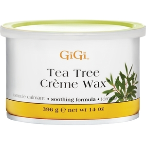 GIGI Tea Tree Creme Wax 14 oz.