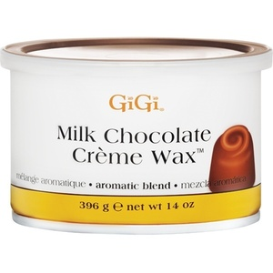 GIGI Milk Chocolate Creme Wax 14 oz.