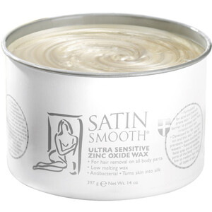 SATIN SMOOTH Zinc Oxide Wax 14 oz.