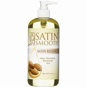 SATIN SMOOTH Satin Release Wax Residue Remover 1