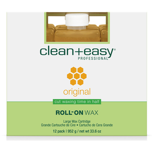 CLEAN+EASY Original Wax Refills Large 12-pk.