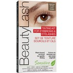 BeautyLash Sensitive Tinting Kit for Eyelashes & Eyebrows - Medium Brown Tint (302439)