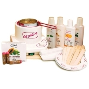 DEPILEVE Professional Waxing Kit