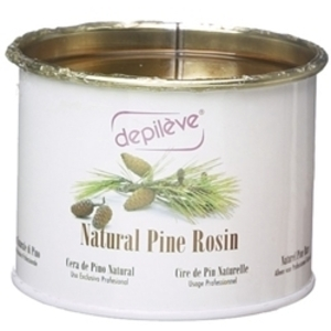 DEPILEVE All-Purpose Natural Pine Rosin Wax 14 o